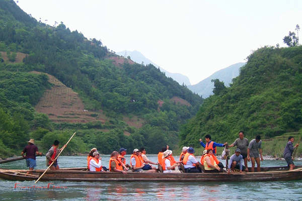 Shennong Stream Excursion of Yangtze Cruise