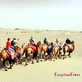 China Desert Tour