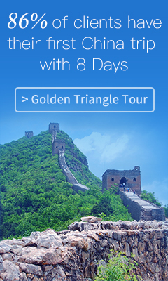 8-day Golden Triangle Tour to Beijing, Xi'an, Shanghai