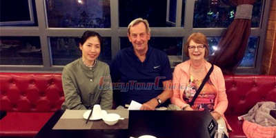Easy Tour China Travel Speciliast Meet Clients in Guilin