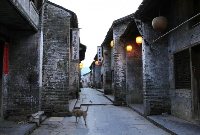 Yangshuo's old villages