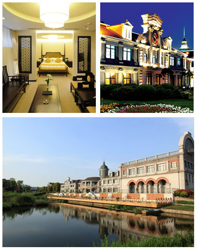 15 chinese members of small luxury hotels of the world for Little hotels of the world