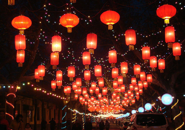 15-Day Celebration of Chinese Lunar New Year « Easy Tour China