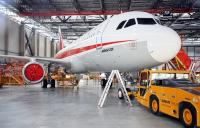 Airbus Tianjin A320 Final Assembly Line