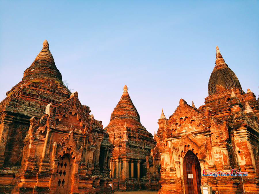 Myanmar tour to Bagan