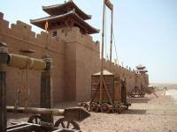 Ancient City of Dunhuang Movie Set