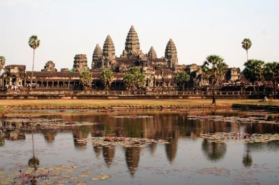 r16-Day Classical China & Cambodia Tour from Kunming to Siem Reap