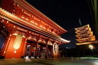 Sensō-ji by Night