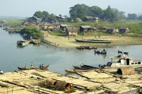 Villages on Ayeyarwaddy River