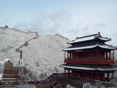 1-day Beijing Classic Badaling Great Wall and Ming Tombs Bus Tour