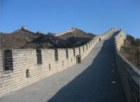 A Sunny Day in Badaling Great Wall