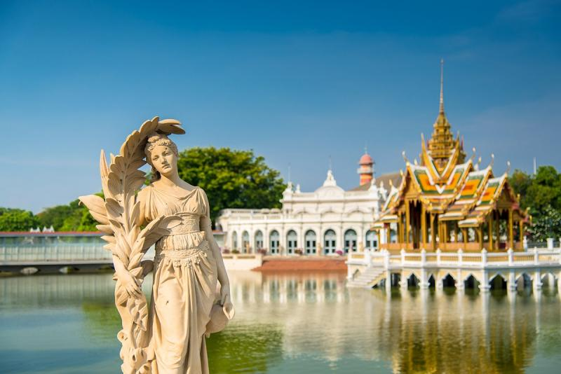 r18-day Impressive Asia Travel to Thailand & China