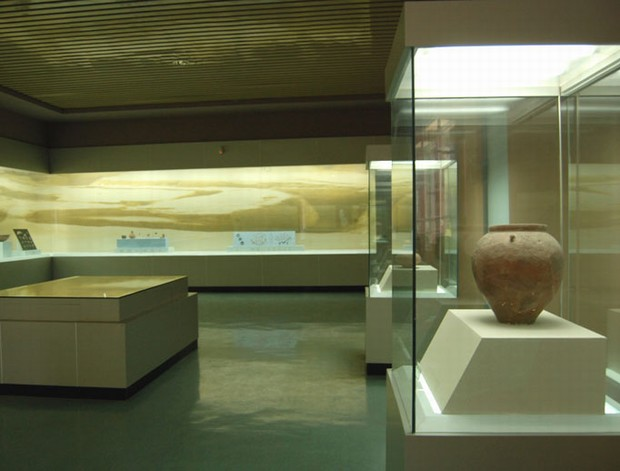 A Scene From Banpo Museum