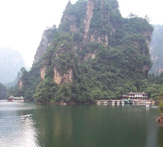 Baofeng Lake Resort