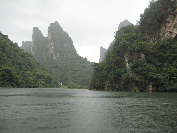 Boafeng Lake Scenery