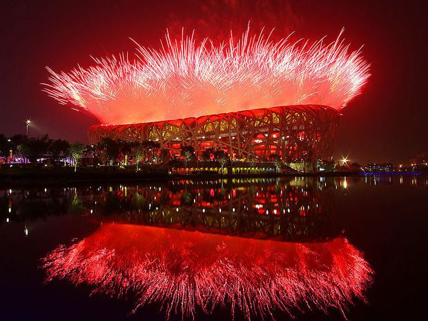 Beijing 2008 Olympic Games Fireworks