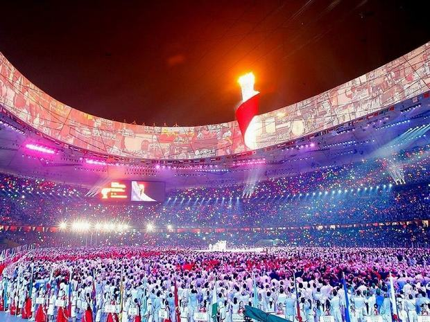 Beijing 2008 Olympic Games Opening Ceremony