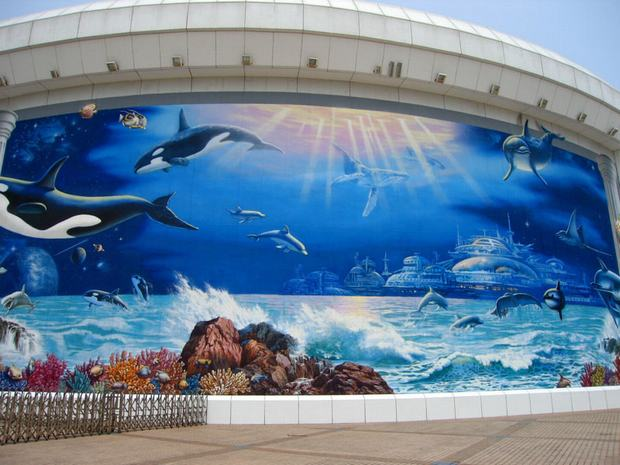 Large Posters of Beijing Aquarium