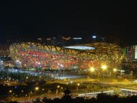 Beijing Major Stadiums at Night