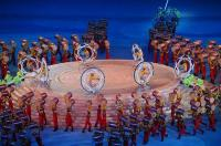 Beijing Olympic Games performance