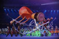Beijing Olympic Games drum