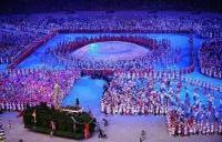 Beijing Olympic Games Marching