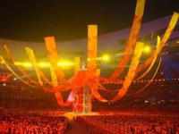 Beijing Olympic Games Colour Stripe