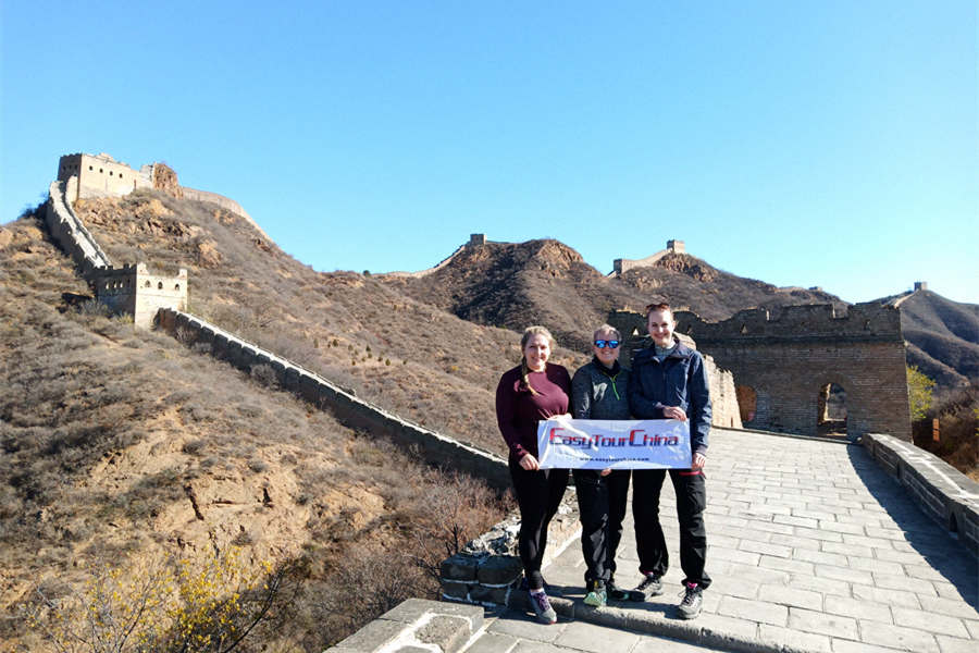 Visit Jinshanling Great Wall