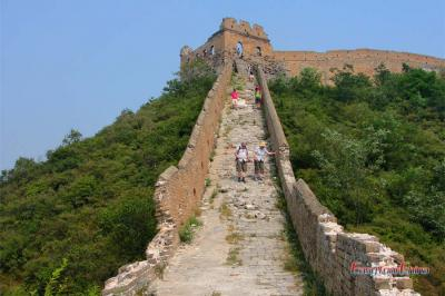 Enjoy Hiking the Wild Great Wall