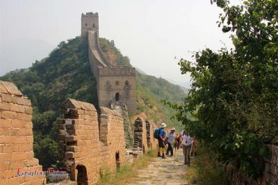 Hike Jinshanling Great Wall