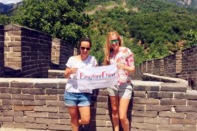 Girls' Adventure to Mutianyu Great Wall