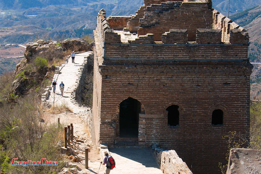 Gubeikou Great Wall trekking