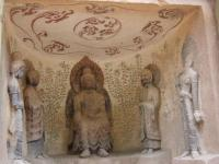 Bingling Temple Grottoes Smaller Relief