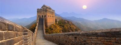 The best places to see the Great Wall of China