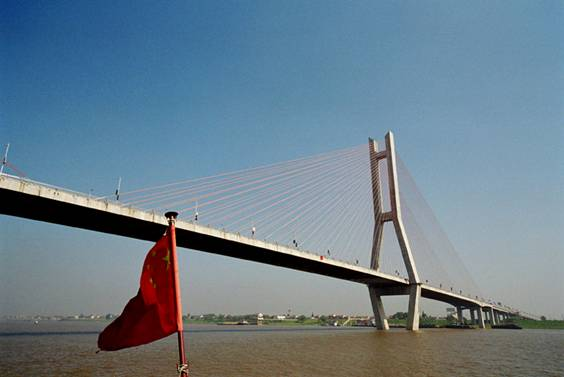 Ehuang Changjiang Bridge