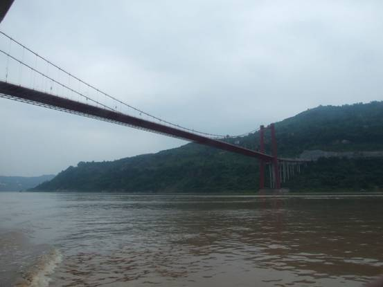 Zhongxian Changjiang Bridge