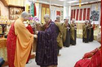 Travel Photos of China Buddhism Handover Ceremony