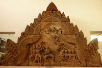 Cultural Relics at Cambodia National Museum