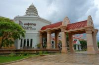 Cambodia National Museum Building