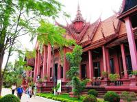 Cambodia National Museum Architectures
