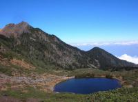 Cangshan Mountain Lake