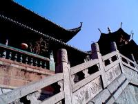 Changchun Taoist Temple classical architecture