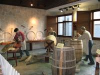 The Exhibition Hall of Changyu Wine Culture Museum