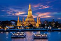 China & Thailand In Depth with Cruise Voyage