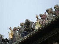 Chen Family Temple Roof