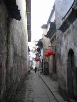narrow lanes
