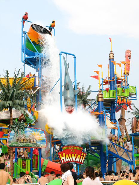 Chimelong Holiday Resort Waterpark