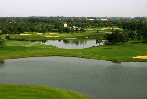 Chimelong Holiday Resort Golf Training Center