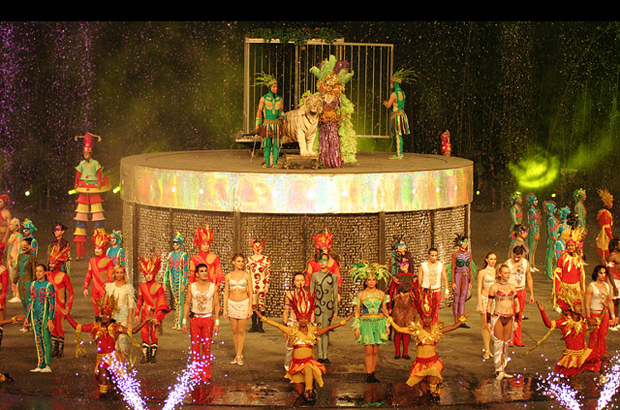 Chimelong Holiday Resort Circus Performance