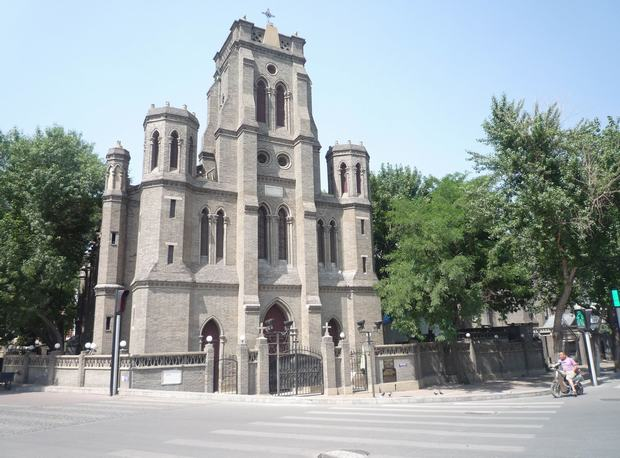 Travel Photos of China Christianity Majestic Church